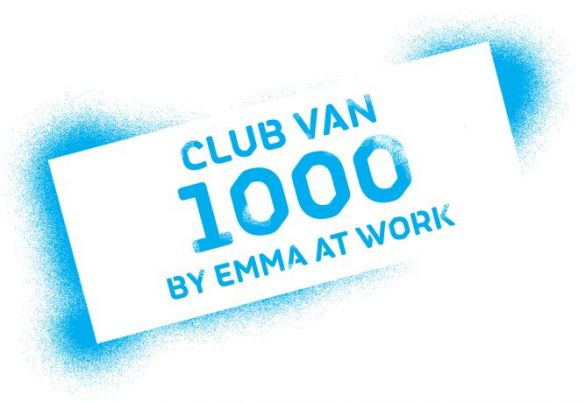 logo club van 1000 Emma at Work